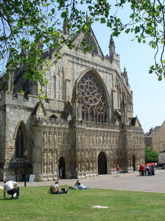 1._Exeter_Cathedral_