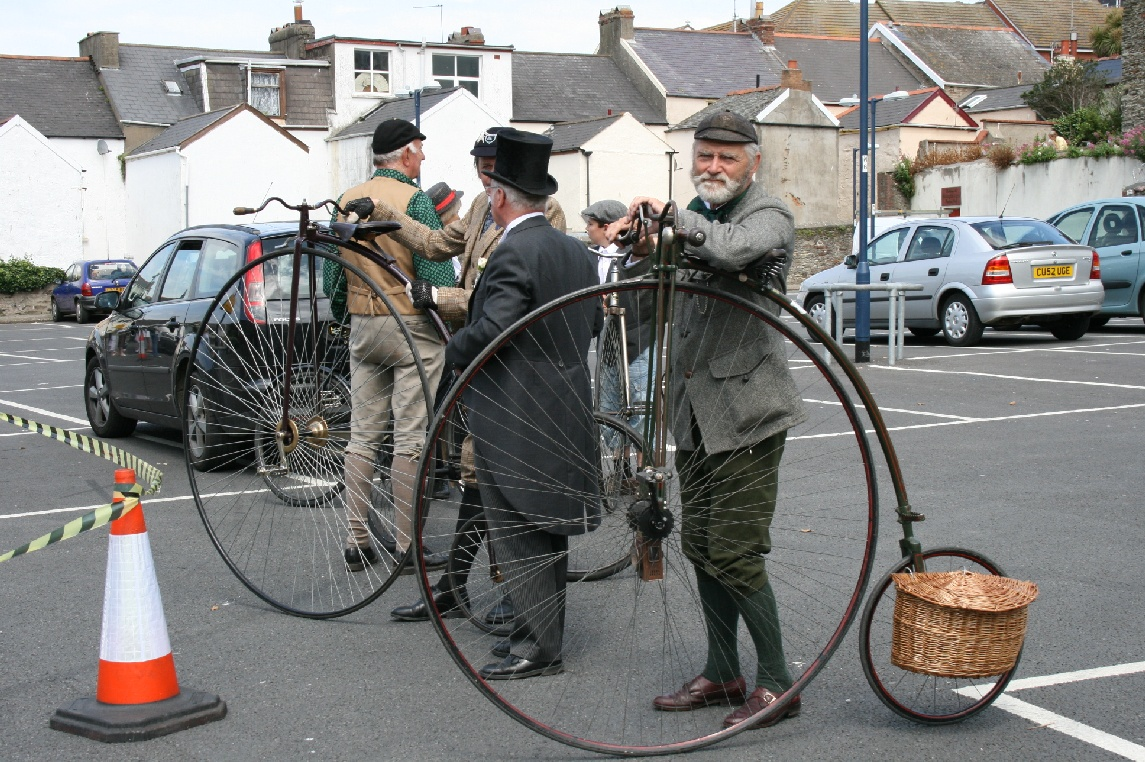 4._Penny_farthing_