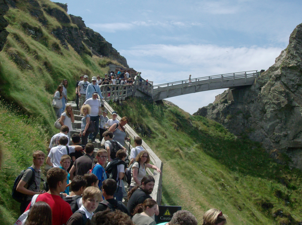 Tintagel_steps